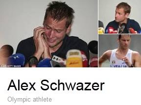 Alex Schwazer su wikipedia