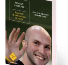 La copertina del libro di Nicolò Campriani dal sito di Mondadori