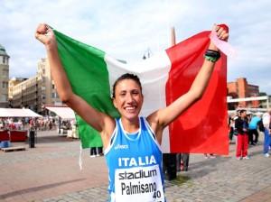 Atletica - Antonella Palmisano