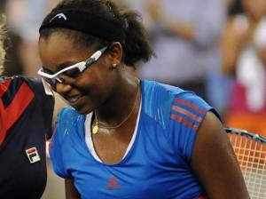 US Open - Victoria Duval