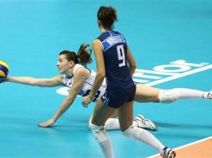 Volley: Alessia Gennari