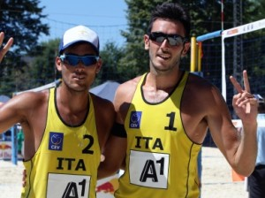 Europei Beach Volley: Nicolai-Lupo