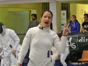 Pentathlon - Gloria Tocchi