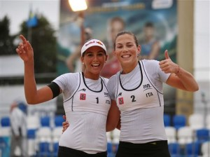 Beach Volley: Menegatti-Orsi Toth
