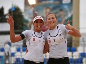 Beach Volley: Menegatti-Orsi Toth