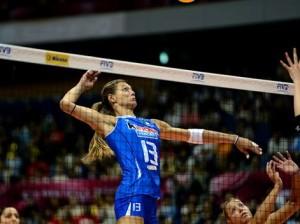 Volley: Valentina Arrighetti