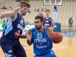 Basket: Pietro Aradori