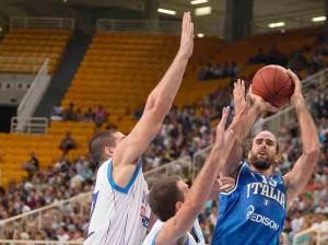Basket: Gigi Datome