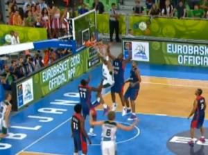 EuroBasket: Lituania-Francia
