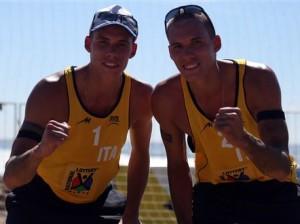 Paolo e Matteo Ingrosso (Foto: FIVB.org)