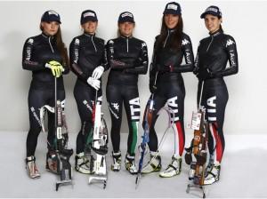 Biathlon Femminile