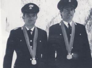 Paul Hildgartner e Walter Plaikner