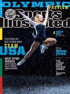 Sochi 2014: la copertina di SI