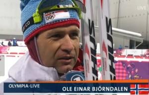 Bjorndalen-Sprint