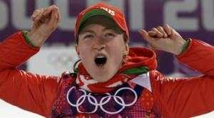 Darya Domracheva - Individuale