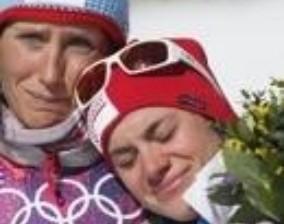 Marit Bjoergen - Skiathlon