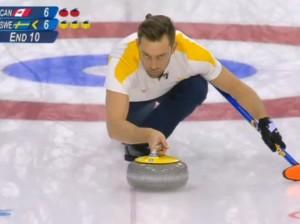 Lo spettacolo del curling: a Sochi dominano Svezia e Canada