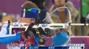 Sochi 2014: Hofer pronto per la Mass Start di Biathlon