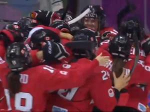Canada insuperabile: quarto oro di fila nell'hockey femminile!