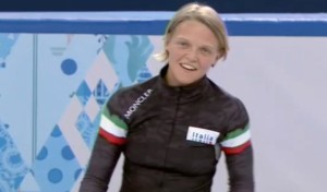 A Sochi tutti sulle spalle della Fontana: domani i 1500 metri