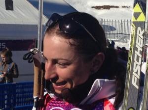 Justyna Kowalczyk - 10 km TC