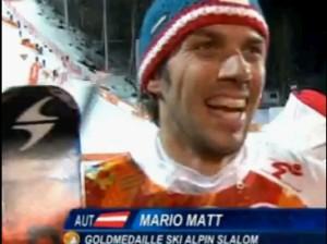 Mario Matt - Slalom