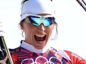 Marit Bjoergen - 30 km TL
