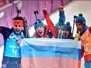 Russia-Biathlon