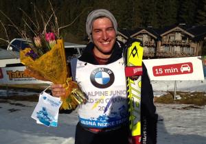 Matteo De Vettori (foto:FISI)