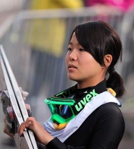 Sara Takanashi (Foto:Martin Putz)