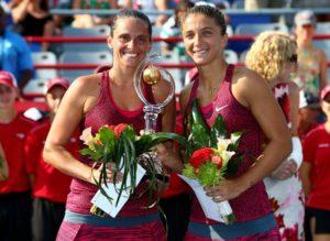 Roberta Vinci e Sara Errani (credit www.robertavinci.com)