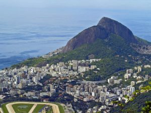 Un panorama di Rio