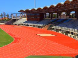 Un impianto per lo sport dell'atletica leggera (pixabay)