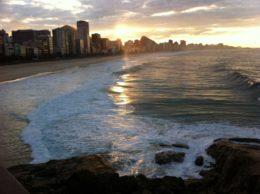 La splendida spiaggia di Copacabana teatro di gravi fatti di cronaca nera (Pixabay)